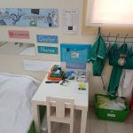 Doctors Role Play Area