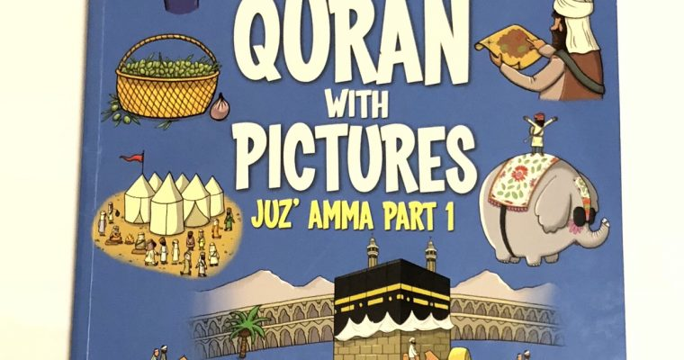 'My First Quran with Pictures' Book Review