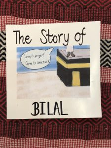The story of Bilal for kids