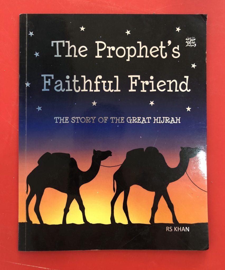 The Prophets Faithful Friend, mamateachesme