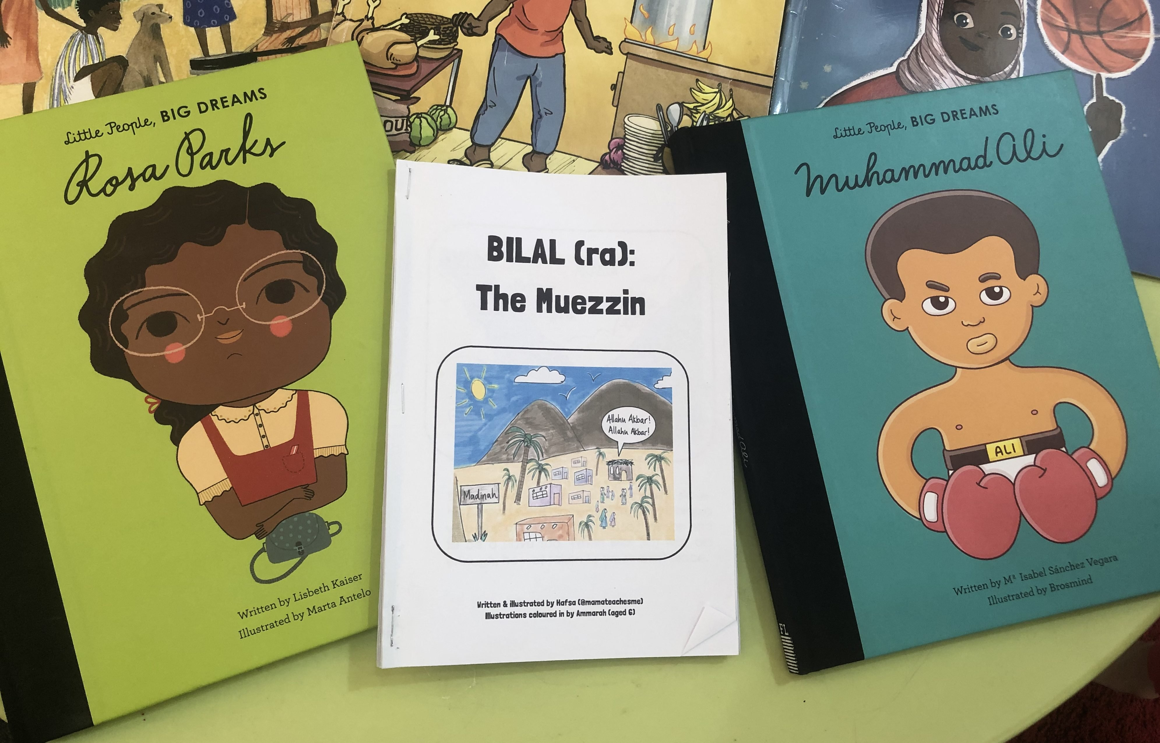 Teach Black History Month at Home