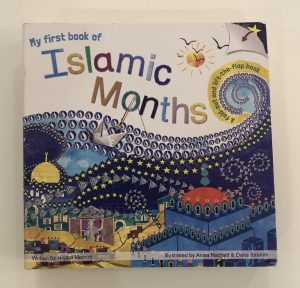 islamic months book, shade 7, mama teaches me review