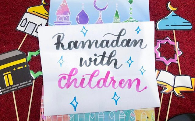 Ramadan Baskets for Children this Ramadan!