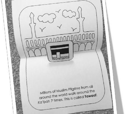 Mama Teaches Me Hajj (Pop-up Cards KS1)