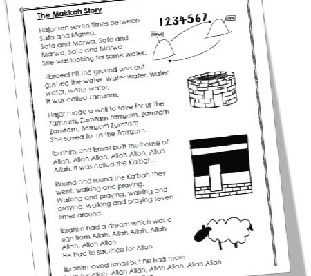 Mama Teaches Me Stories – The Makkah Story!