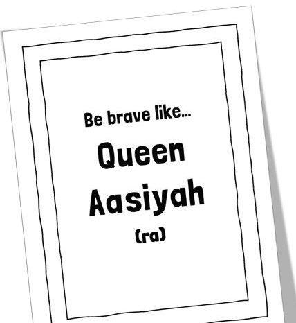 """<span itemprop=""""name"""">MTM Stories: Be Brave like Queen Aasiyah (ra)</span>"""