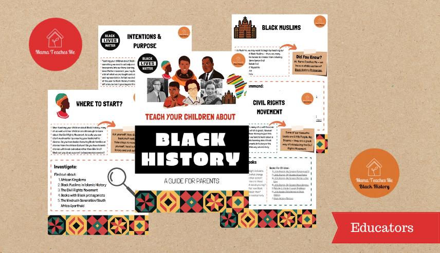 Black hISTORY GUIDE